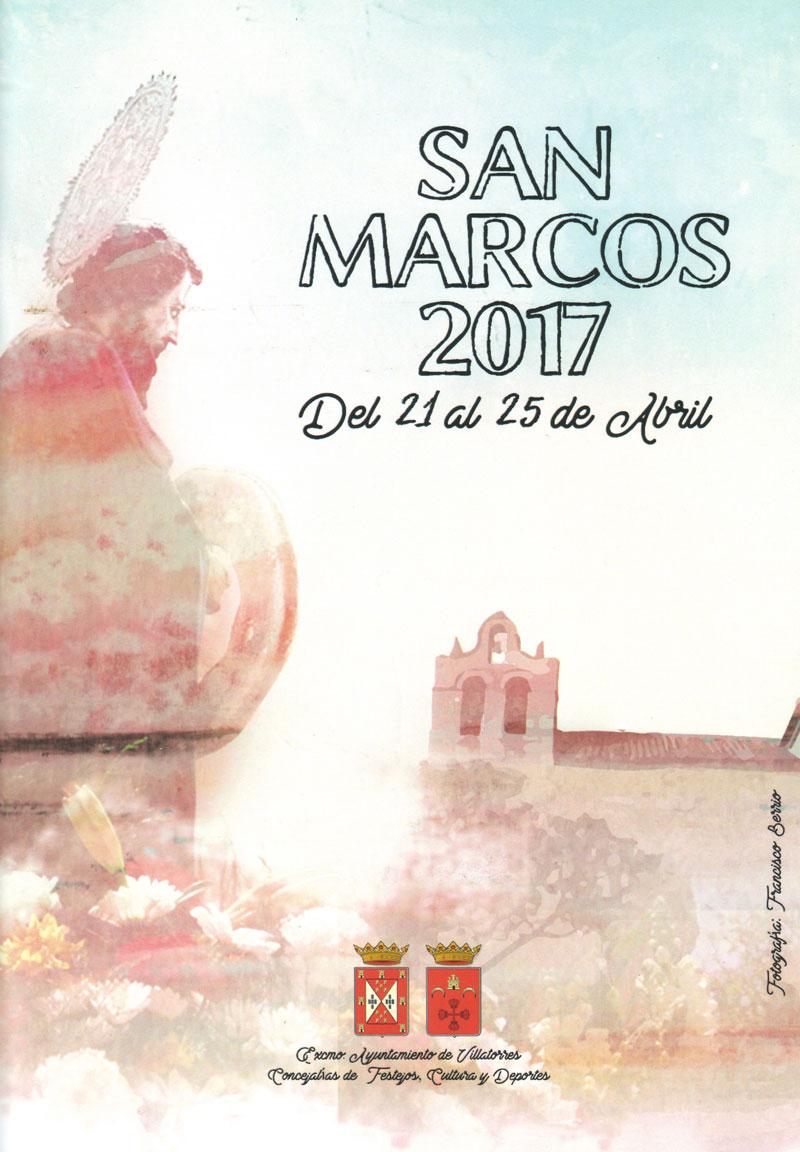 San Marcos 2017, libro de fiestas   Torrequebradilla.com